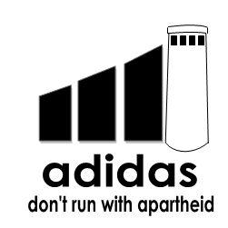 Apartheid is not Fair Play    Boycott Adidas! | BDS Movement