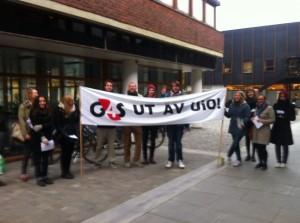G4S-Oslo-University
