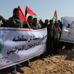 Farmers in Gaza call for a boycott of Israeli agricultural exports