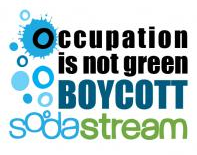 sodastream-occupation-is-not-green
