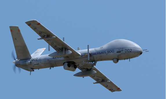 Elbit Systems drones are used by Israel to attack civilians in Gaza