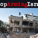 stop-arming-israel-banner