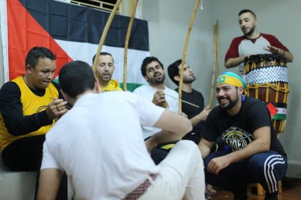 capoeira palestine