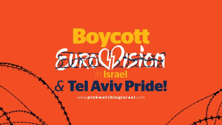 No to Eurovision Pinkwashing