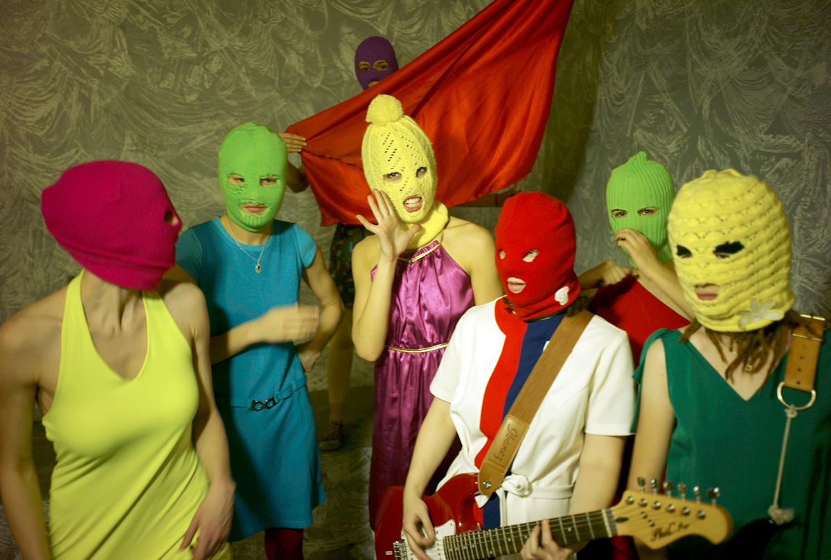 Pussy Riot Cancels Tel Aviv Show