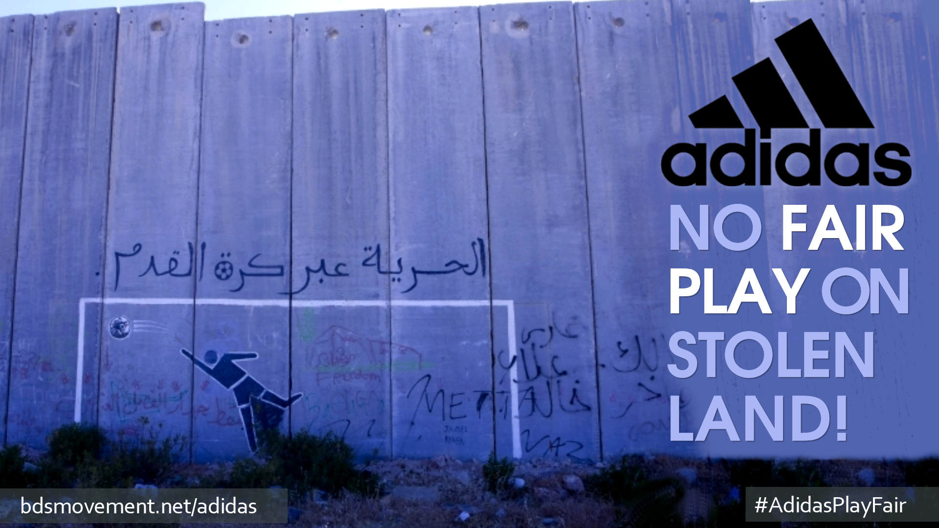 adidas human rights violations