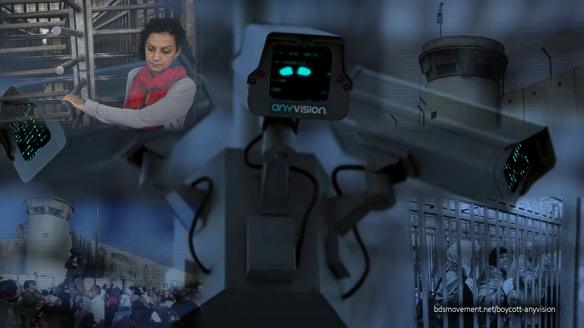 Palestinians Renew Call to Boycott Israeli Facial Recognition Company AnyVision