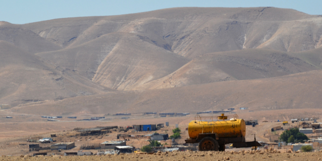 Jordan valley, apartheid, Israel, water, EU
