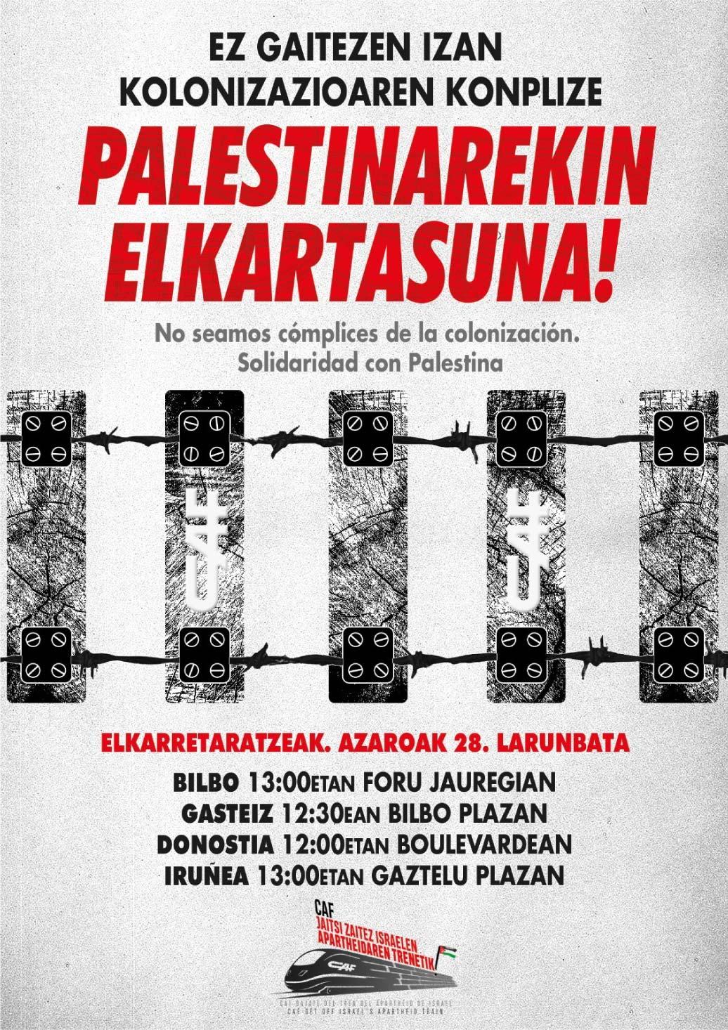 CAF Poster