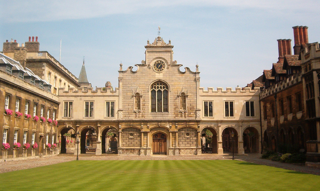 University of Cambridge said it was wrong in trying to replace Salih