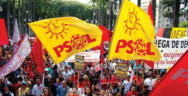 Growing Brazilian Political Party Reaffirms Support for ...