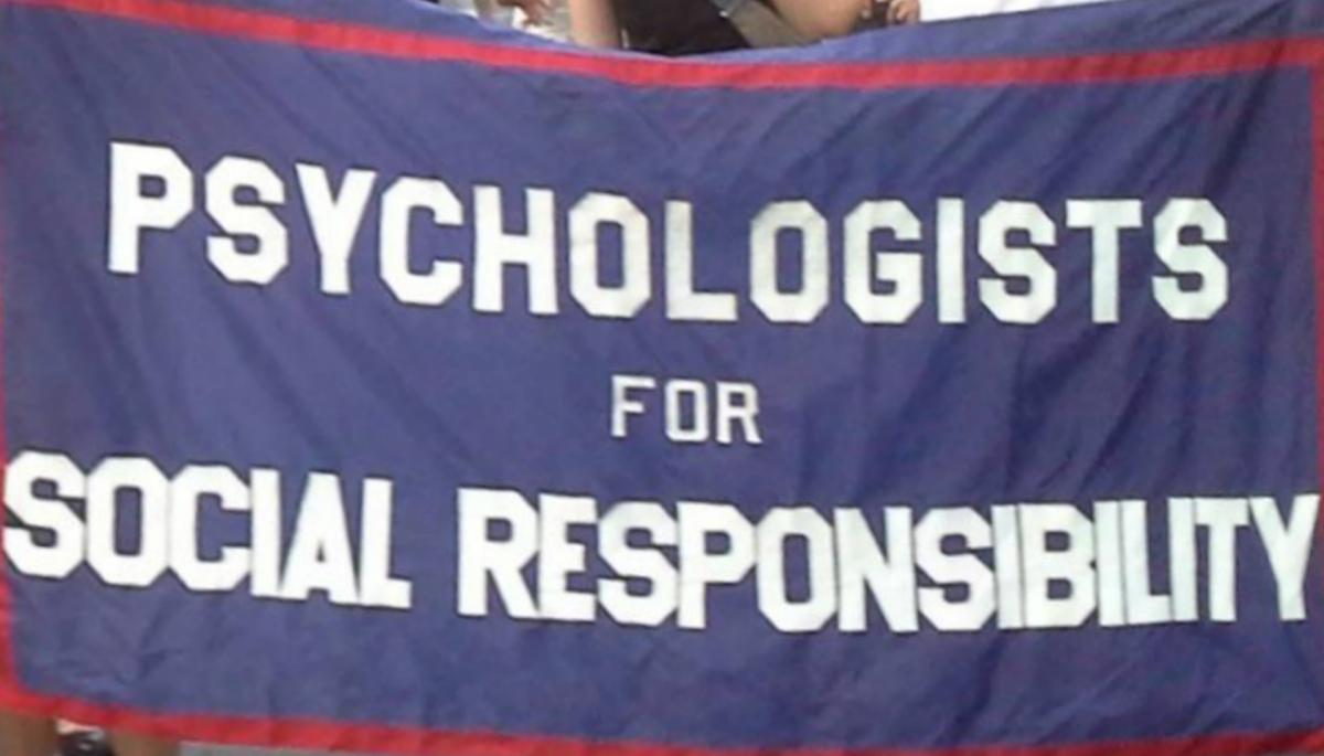 Psychologists for Social Responsibility votes by over 80% to endorse BDS