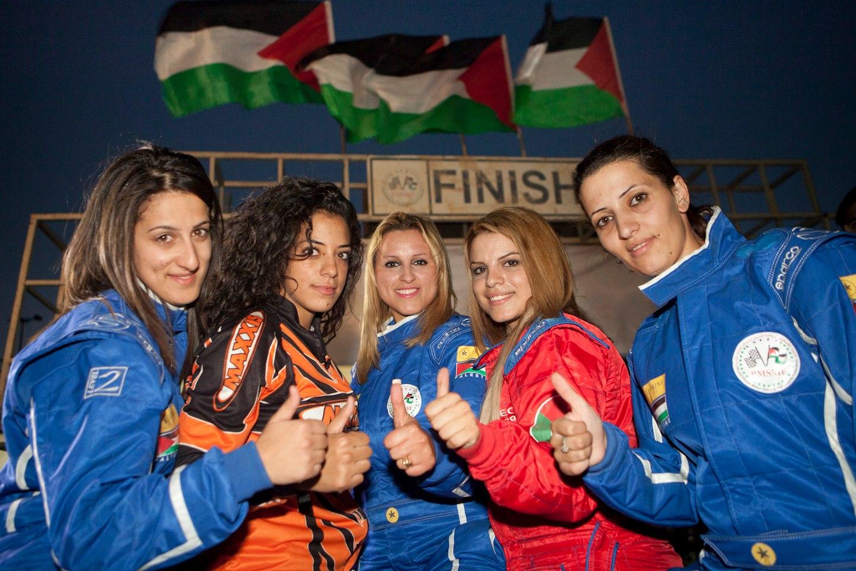 Speed Sisters to W Series: Please Drop Puma