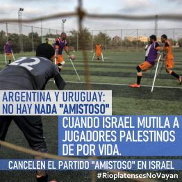 Los jugadores de Argentina y Uruguay necesitan saber de usted