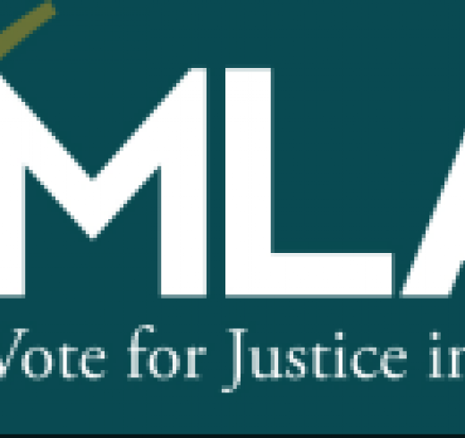 MLA: Vote For Justice in Palestine