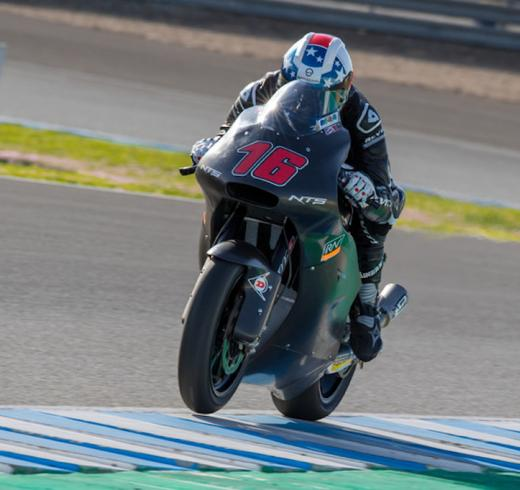 A Honda-sponsored event in Israel, featuring Moto GP rising star Joe Roberts, has been canceled. The Japanese motor giant had faced intense criticism from human rights defenders for teaming up with Israel's government. (RW Racing)