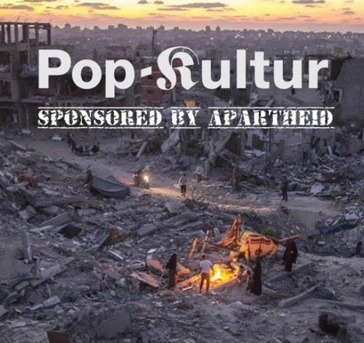 Boycott Pop-Kultur Festival 2018