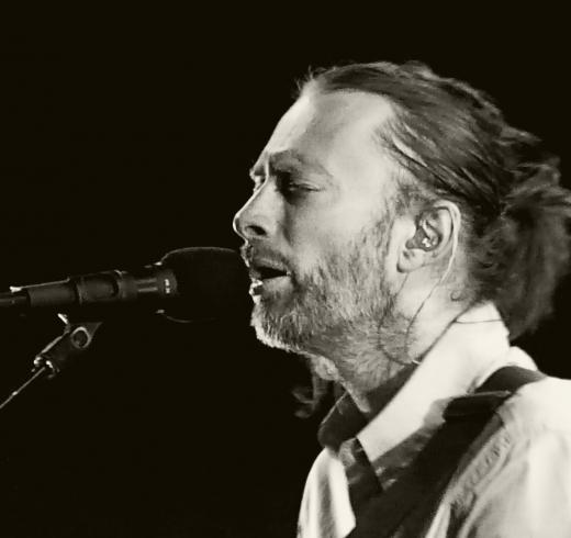 Radiohead lead singer Thom Yorke