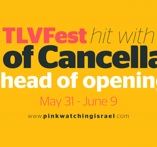 TLVFest hit with wave of cancellations ahead of opening this week