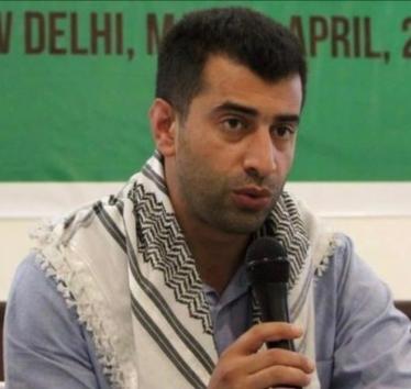 Consejo de Derechos Humanos de Palestina condena la detención del defensor de derechos humanos Mahmoud Nawajaa