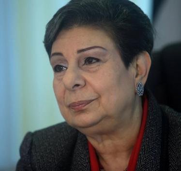 Dr. Hanan Ashrawi