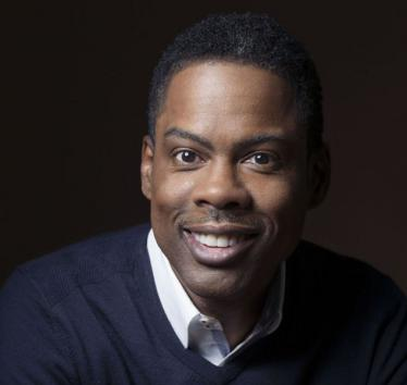 Comedian Chris Rock