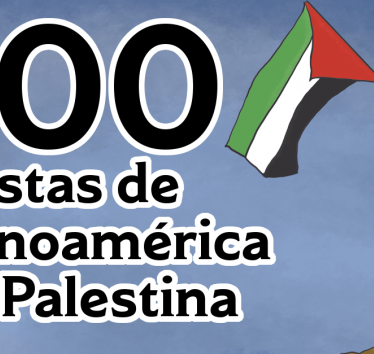 Over 500 Latin American Artists Endorse Cultural Boycott of Israel