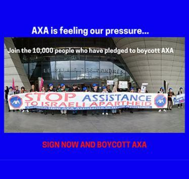 Join Boycott AXA