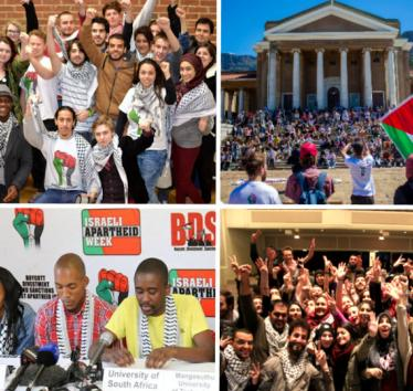 PACBI Live presents: David and Goliath, Student BDS Organizers VS Israel's Repression