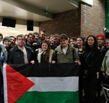Trinity College Dublin Students' Union votes to support BDS