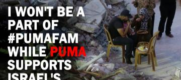 I won't be part of PumaFam