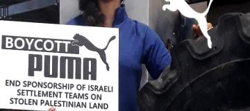 She Boycotts Puma