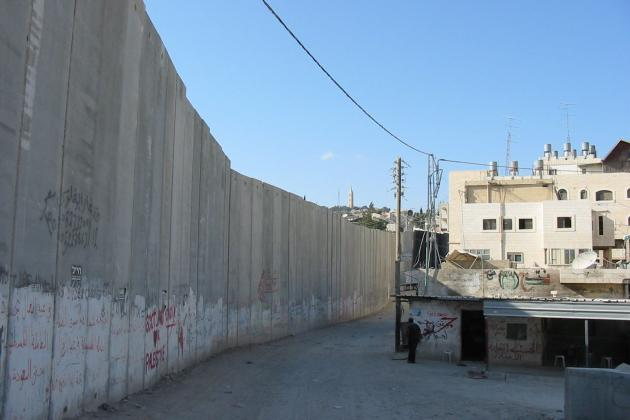 apartheid wall, separation wall