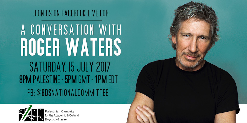 Live on Facebook: A Conversation with Roger Waters